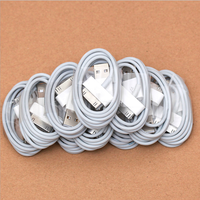 10pcs/lot For iPhone 4 4S iPhone 3G 3GS iPad 1 2 3 iPod Nano 2 2 3 30 pin USB Sync and Charging Phone Charging Data Cable Mobile Phone Cables     -