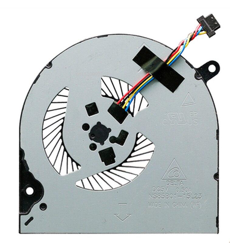 For Original DC005V 0.50A NS85B01-15L23 For Laptop CPU Cooling Fan