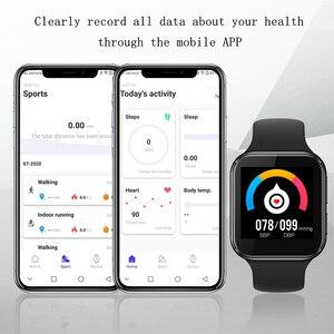 Image 5 - GTA 1.4 Inch Smart Watch Men Full Touch Fitness Bracelet IP67 Waterproof P8 SE GTS Smartwatch Women For Xiaomi Redmi Apple 2020