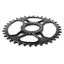 Камень круг велосипед одна цепь 3,5 мм смещение прямое Крепление 9-12s для Cinch NEXT SL SIXC Atlas турбина велосипедная цепь запчасти