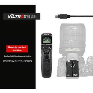 Image 1 - Viltrox JY 710 caméra sans fil minuterie télécommande obturateur déclencheur pour Canon 5DIII 6D2 Nikon D810 Panasonic GH5 G10 Sony A9 A7M