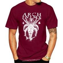 Arch Enemy (Você Me Vê Agora) T-Shirt dos homens Hipster T Verão Camisa Dos Homens T
