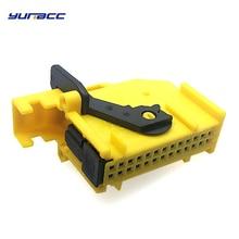 цена 1Set 26Way/Pins 0.6mm plug ECU Automotive Connector Wiring Harness Connectors Auto Plug 185879-1 в интернет-магазинах