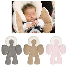 Baby Stroller Cushion Car Seat Pillow Accessories Head Body Support Ma