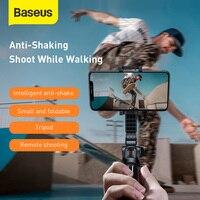 Baseus Bluetooth Selfie Stick Mini Camera Video Tripod Wireless Monopod Balance Handle Sports Camera for iPhone IOS Android Samsung Xiaomi Huawei