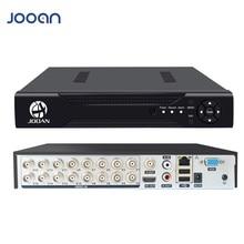 JOOAN 16CH CCTV DVR H.264 HD OUT P2P سحابة مسجل فيديو مراقبة المنزل الأمن الدوائر التلفزيونية المغلقة الرقمية مع ONVIF