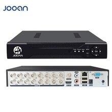 Jooan 16ch cctv dvr h.264 HD OUT p2p nuvem gravador de vídeo vigilância em casa cctv segurança digital com onvif