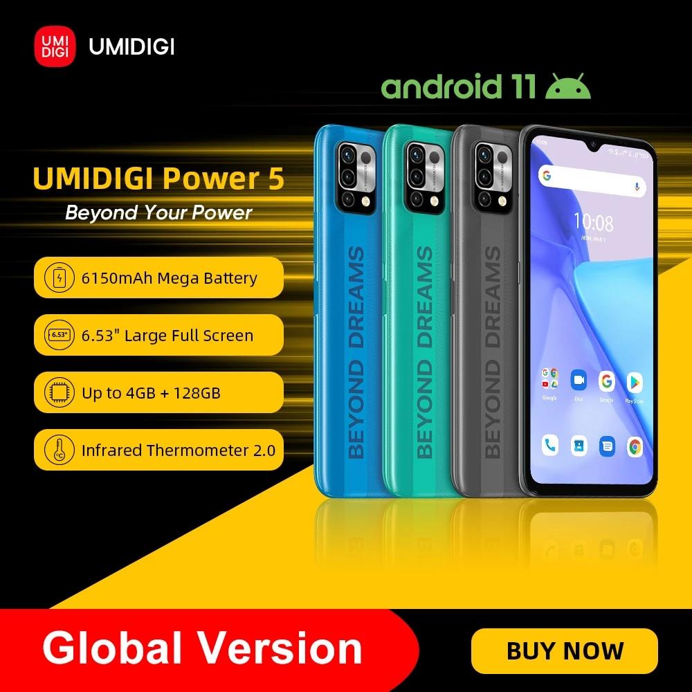 UMIDIGI Power 5 Global Version 128GB  1