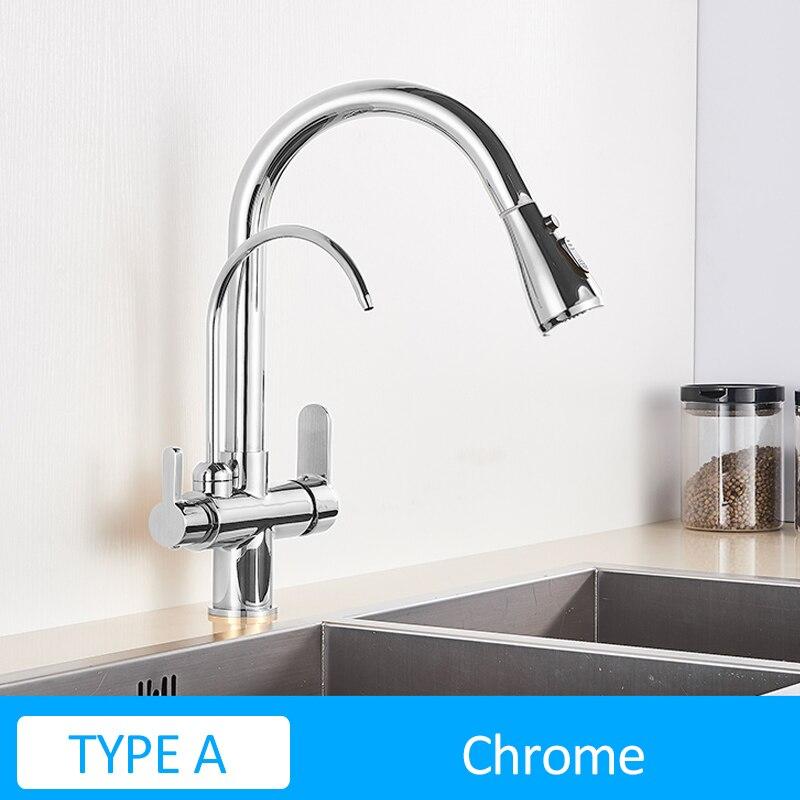 TYPE A Chrome