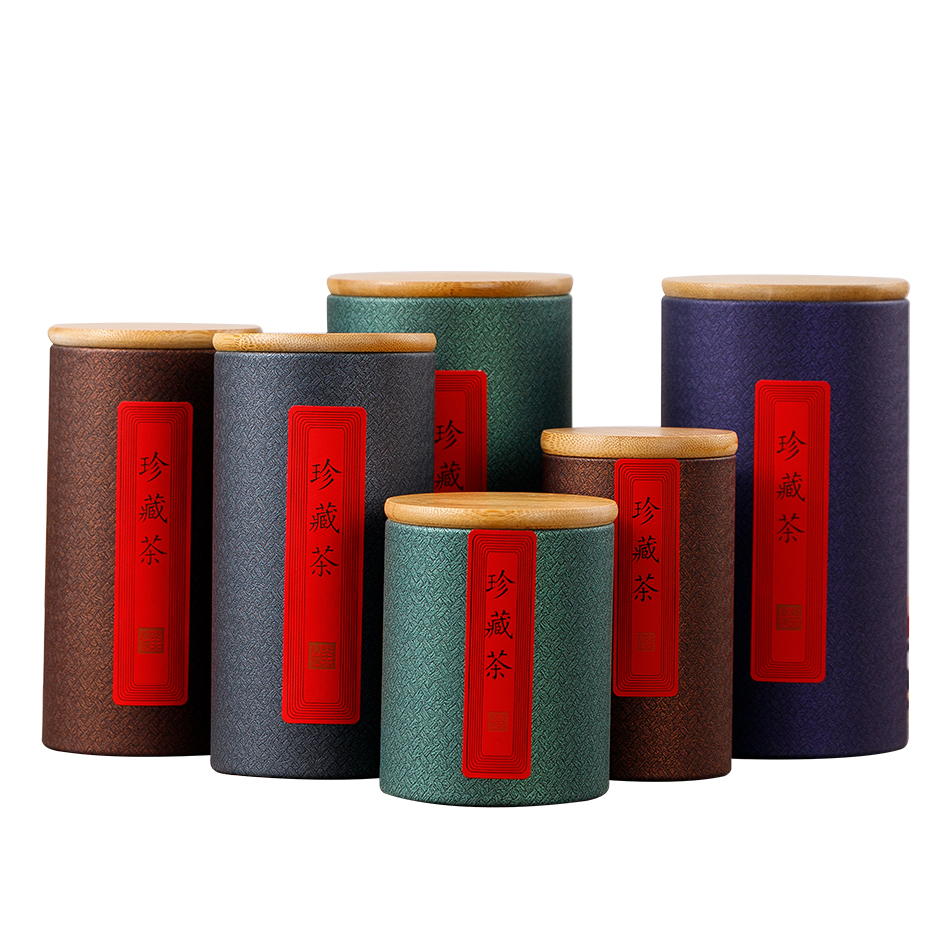 Xin Jia Yi Packaging  30ml Bottle Recycle Cardboard Round Tube Packaging Box