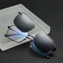 XojoX Men Polarized Sunglasses Brand Designer Anti-blue