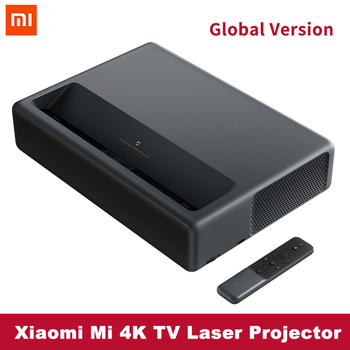 Xiaomi Mi 4K TV Laser Projector 150inch Android 9.0 ALPD 16GB EMMC 5G WiFi DTS Home Theater Google Assistant Global Version