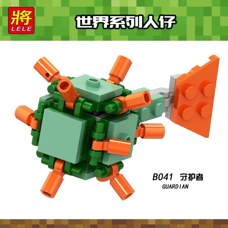 Compatível legoinglys playmobil montanha caverna luz meus minecrafinglys mundos minecrafted com elevador tijolos brinquedos para crianças