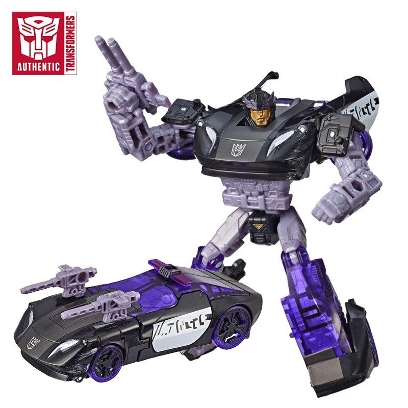 Transformers Studio Series BARRICATA Deluxe Class Action Figure