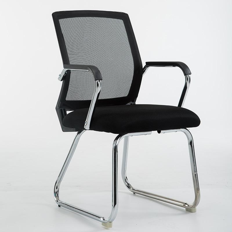 Computer Chair Home Office Chair Bow Chair Mesh Conference Chair Mahjong Chair Four-legged Chair Chess Room Chair Student Chair