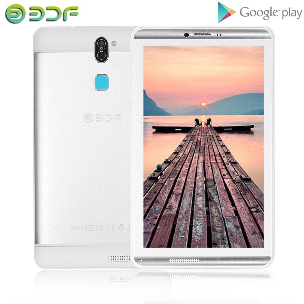 7 Inch Android 6.0 1GB +16GB  Quad Core 3G Sim Card Network Phablet WIFI Tablet PC Tab WiFi Bluetooth FM Quad Core Dual Camera
