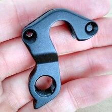цена на 2pc Bicycle gear derailleur hanger For Cannondale F-SI Carbon Cannondale Flash Carbon Scalpel MECH MTB dropout carbon frame bike