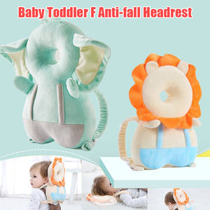 Pillow Back-Protector Safety Pad-Headrest Cushion Soft Baby Hot-Selling LBV Cute