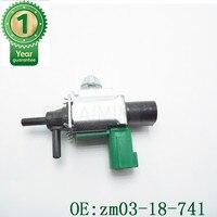 Válvula de interruptor solenoide de vácuo nova para m-azda p-rotege 6 rx8 oem zm03 k5t46590 ZM03-18-741