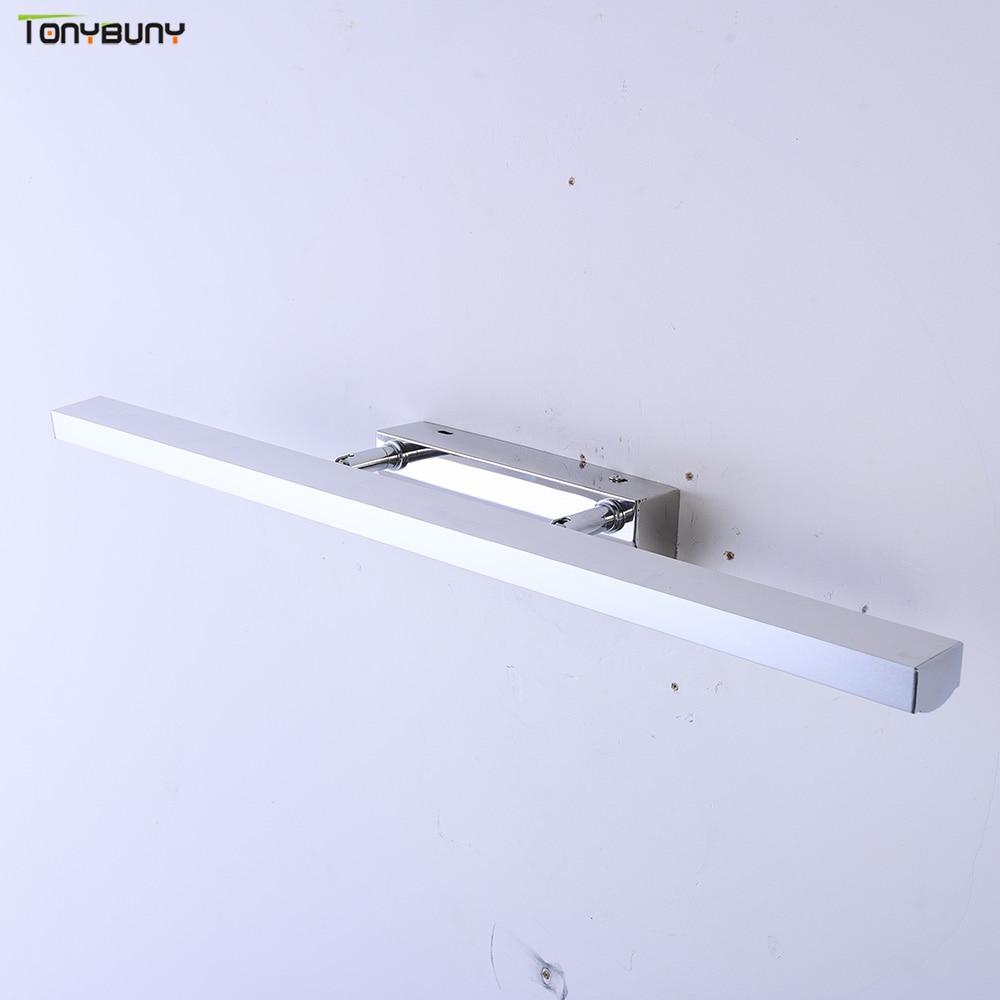 moderna arandelas parede luzes 11w washroom vanity 04