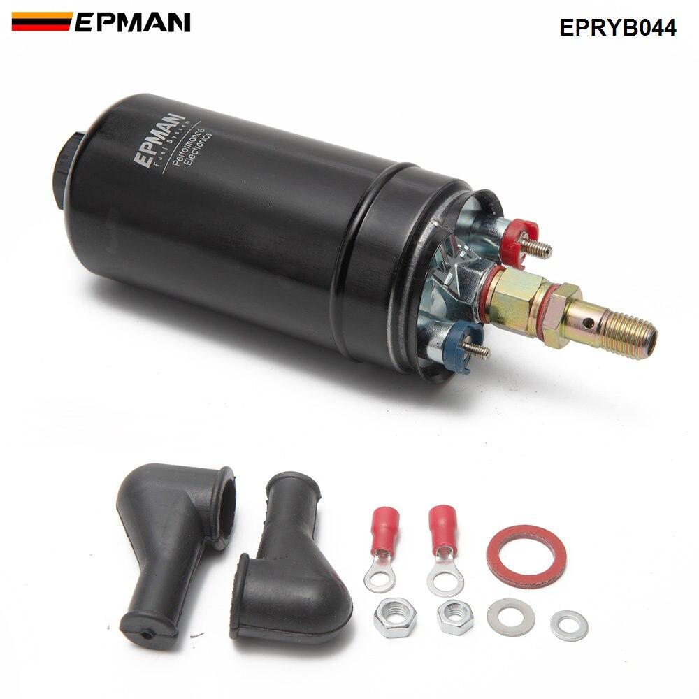 성능 300lph OEM 용 외부 연료 펌프 044: 0580 254 044 Poulor H Q E85 호환 EPRYB044