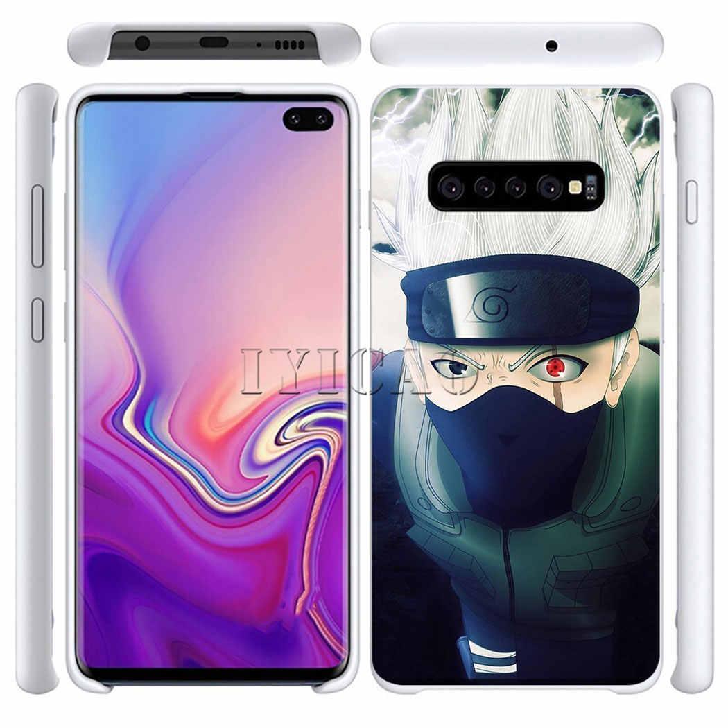 Sasuke Naruto Chegou Recentemente Hard Case para Samsung Galaxy S10e S10 S9 S8 Plus S6 S7 Borda Capa para Samsung nota 9 8 10 Plus