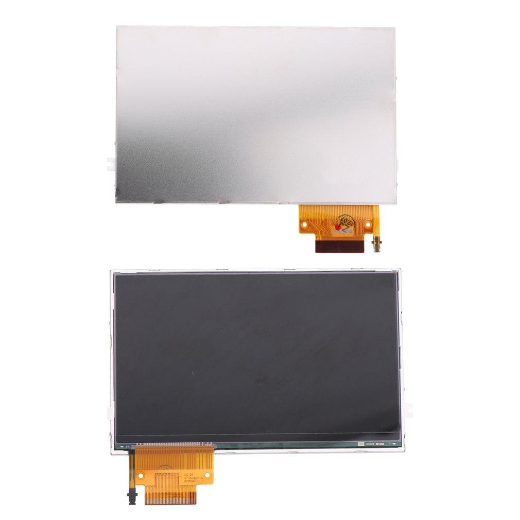 ЖК-дисплей Подсветка Дисплей ЖК-дисплей Экран части для Оборудование для psp 2000 2001 2002 2003 2004 консоли Экран Экран s Профессиональная Точная конструкция