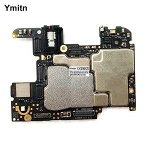 Ymitn разблокированная основная материнская плата с чипами гибкий кабель для Xiaomi MI A3 MIUI ROM