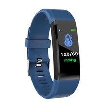 Blood Pressure Monitor Wrist  tonomete Portable health care Pulse Heart Rate Monitors sphygmomanometer watch
