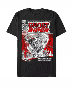 Marvel Ghost koszulka jeździecka męska 3Xl pre-owned spojrzenie na fotki darmowe rzeczy czytaj wysokiej jakości koszulka wysokiej jakości