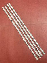 Striscia di Retroilluminazione A LED per UE32H5000 UE32H5500 UE32J5100 UE32J5500AK UE32H6200 UE32J6300 UA32H5500AJ GH032BGA B2 D4GE 320DC1 R1 R2