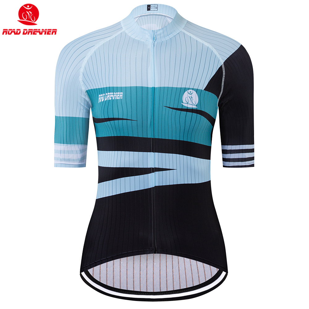 Bike Jersey Short-Sleeve Triathlon Maillot-Ciclismo Women New Mtb Lycra Summer Breathable