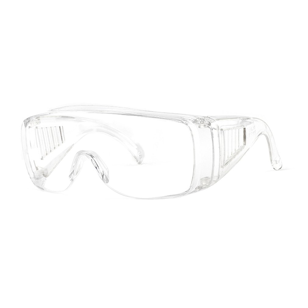 Children Protective Anti-Fog Glasses Isolation Breathable Anti-Spit Goggles Fully Clear Vision Safety Anti-Splash
