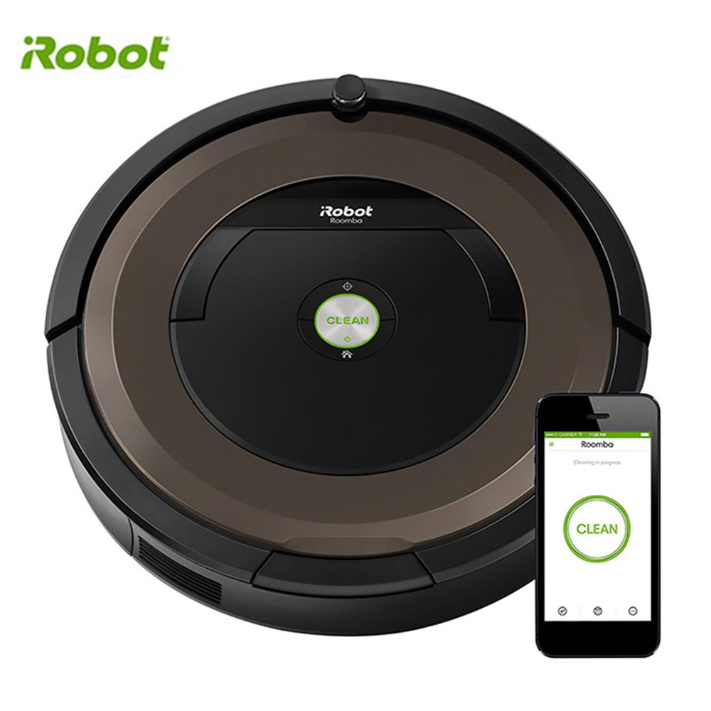 iRobot Roomba 894 Robot Vacuum Cleaner with WiFi/APP Control Intelligent Navigation Vacuum Cleaner Robot 5 Deeper Cleaning Power image