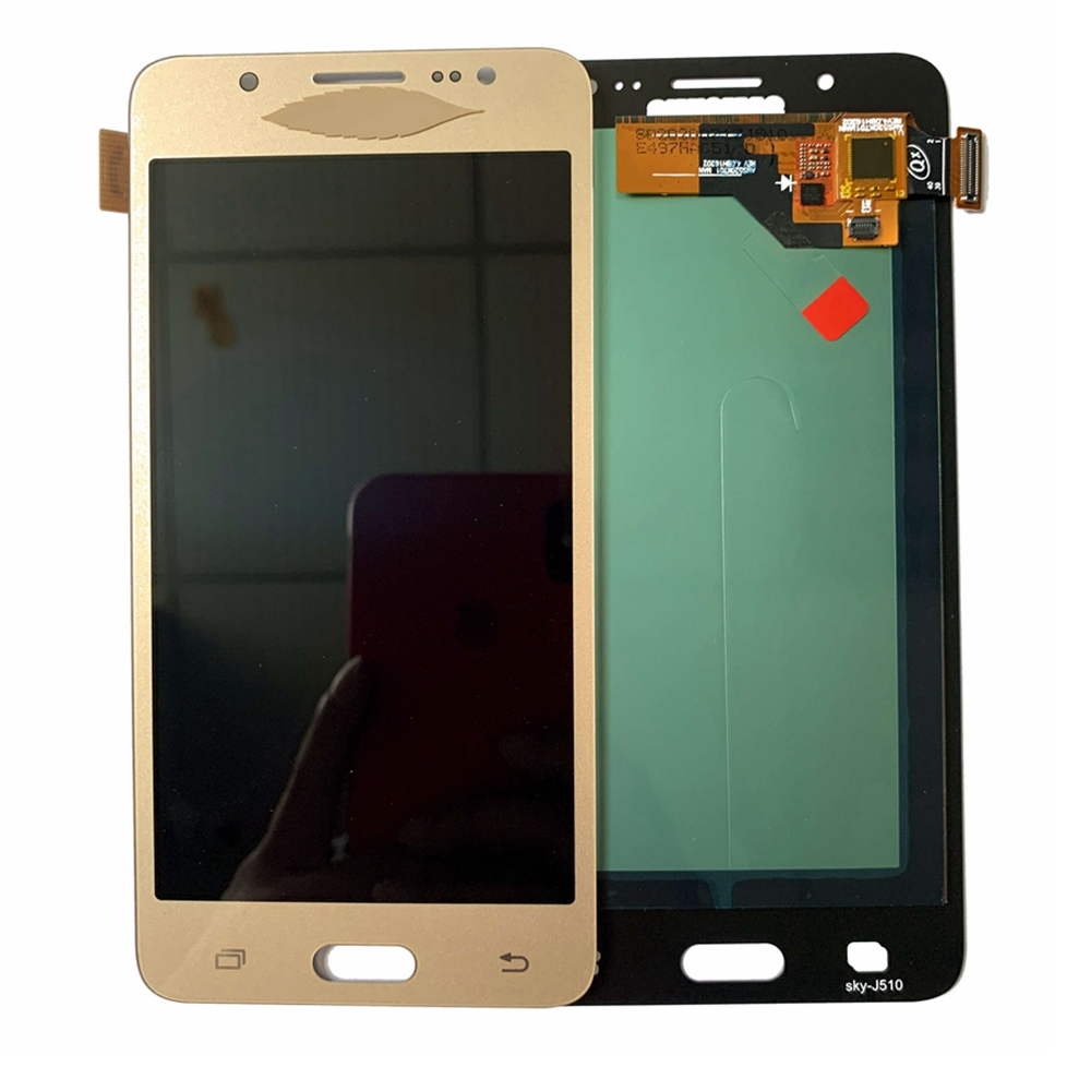 Super AMOLED LCD For Samsung Galaxy <font><b>J5</b></font> 2015 <font><b>J500</b></font> LCD <font><b>Display</b></font> SM-J500FN J500M Touch Screen Digitizer Assembly image