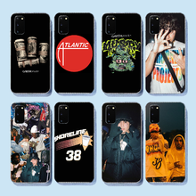 Nbdruicai Shoreline Mafia Ohgeesyr Diy Geschilderd Bling Phone Case Voor Samsung S9 Plus S5 S6 S7 Rand S8 S10 Plus(China)