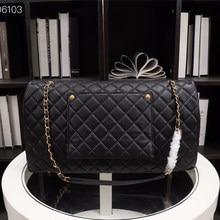 2020 nova moda bolsa de ombro de viagem de luxo marca de couro das mulheres high-end bolsa de moda de couro