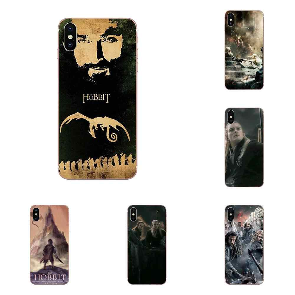 Hoge Kwaliteit Voor Galaxy J1 J2 J3 J330 J4 J5 J6 J7 J730 J8 2015 2016 2017 2018 mini Pro lord of The Rings De Hobbit