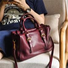 Pndme модная повседневная женская сумка из натуральной кожи