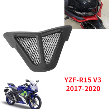 YZF R15 V3 Motorcycle Air Intake Cover Dust Protector for Yamaha YZF-R15 V3 2017-2020