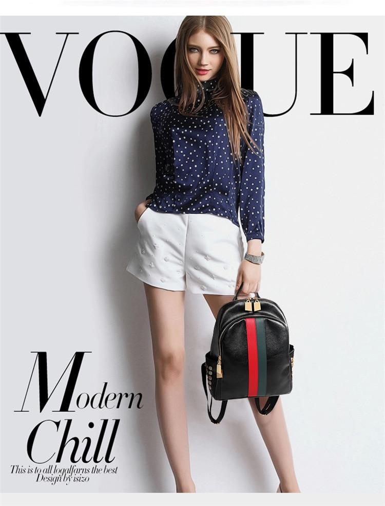 H07a940a6010e4c2fb51cd5c4cfde7d4bi Luxury Famous Brand Designer Women PU Leather Backpack Female Casual Shoulders Bag Teenager School Bag Fashion Women's Bags