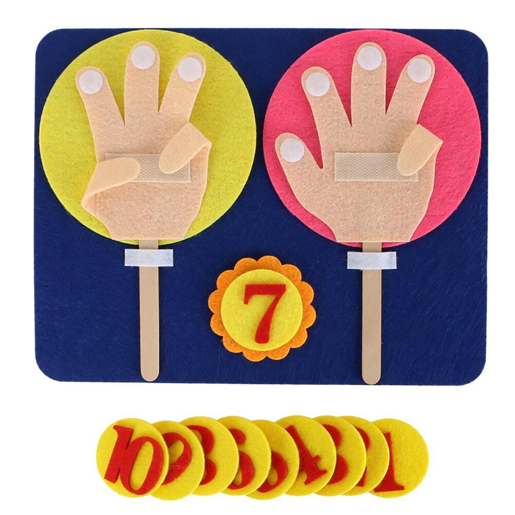 Brinquedo de aprendizagem de matemática brinquedo de aprendizagem digital durável engraçado criança aprendizagem precoce brinquedos para crianças