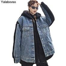 Зима 2020 новое пальто из овчины для женщин выполнены хлопкового