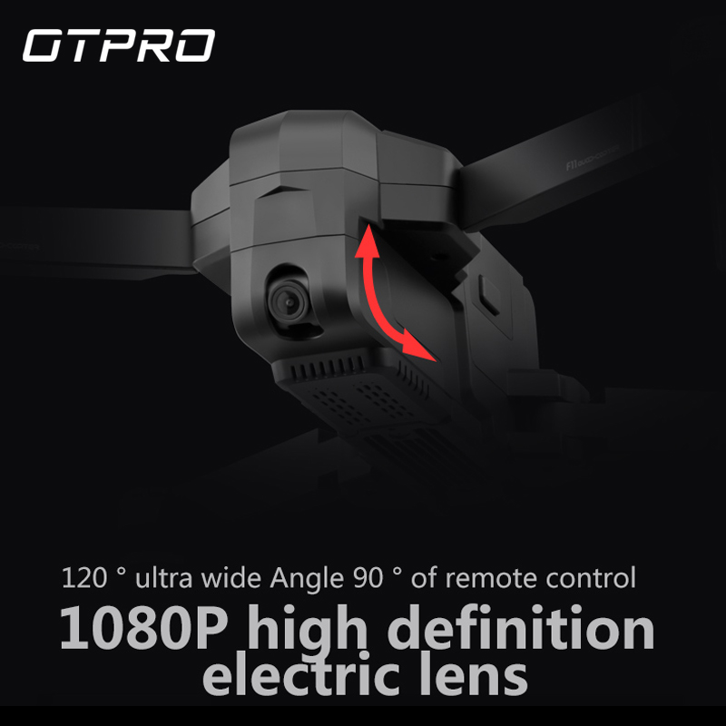 Image 3 - OTPRO Drone With WIFI 1080P Camera HD Dron GPS Quadrocopter Altitude Hold FPV Quadcopters Folding RC HelicopterRC Helicopters   -