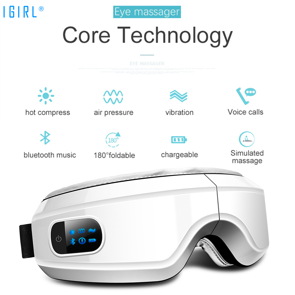 Home Brain Wave Help Sleep Eyecare Intelligent Music Sleep Aid Bluetooth Connection Environmentally Friendly Fabric