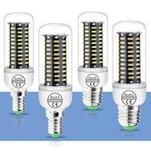 Lamp Led Corn Light E14 220V Bombillas Led Bulb E27 Ampoule 4014 SMD Energy Saving Lights 240V Candle Lamp Decoration for Home