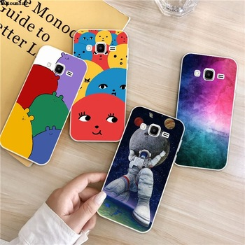 Ball 2 Silicon Soft TPU Case Cover For Samsung Galaxy Core Grand Prime Neo Plus 2 G360 G530 I9060 G7106 Note 3 4 5 8 9 image