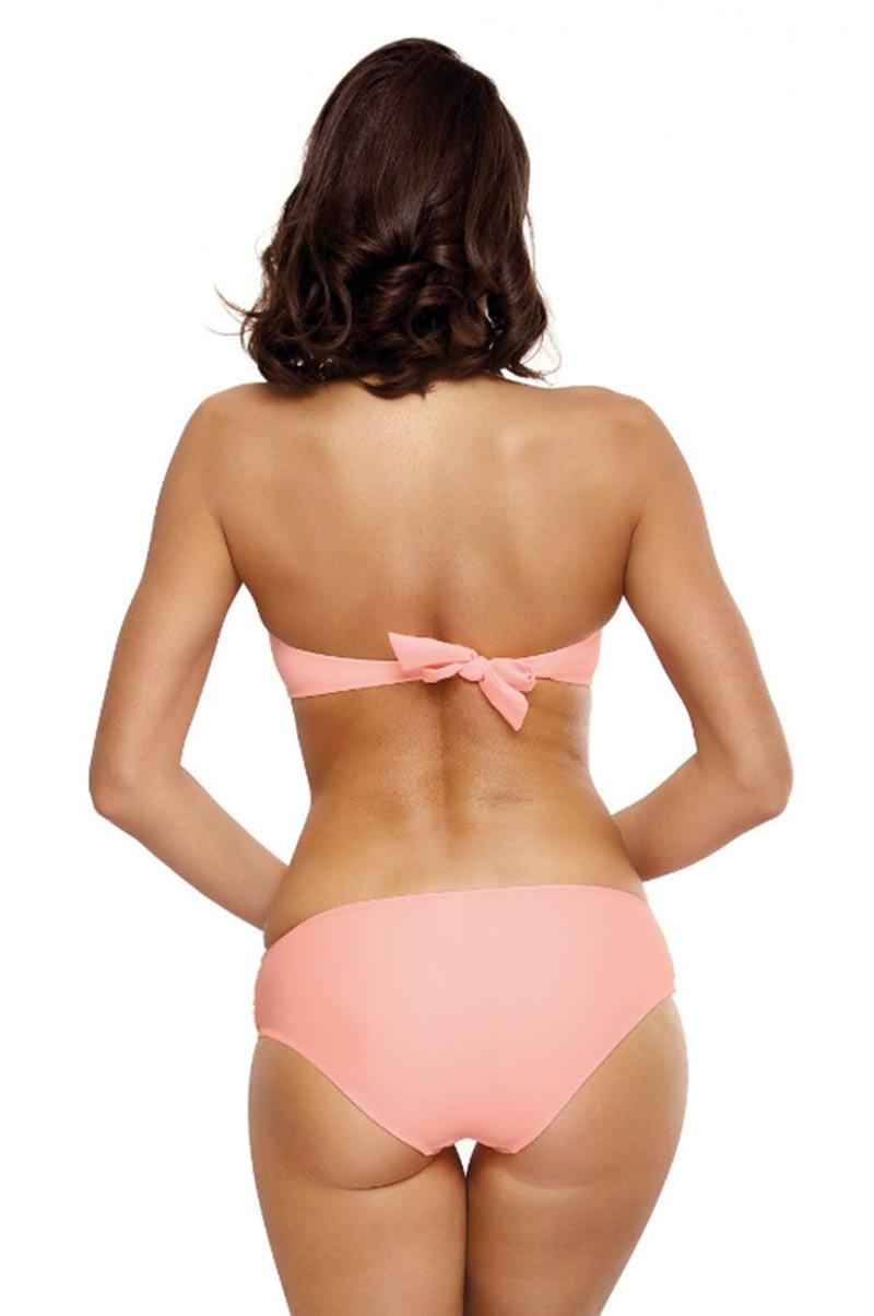 H07abc96eaa2049039311c2c0d3371b8c3 Miyouj Sexy Leopard Bikini Push Up Deep V Swimsuit Female Hollow Out Bathing Suit Women Snake Skin Print Biquini Halter Bikinis