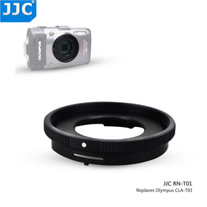 Image 5 - JJC Lens Adapter Ring Tube for Olympus Tough TG6 TG5 TG4 TG3 TG2 TG1 Camera FCON T01 TCON T01 as CLA T01 40.5mm Filter Thread