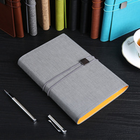 KKBOOK A5 Originality More Function Notebook Stationery Notepad Business Affairs To Work In An Office Hand The Books Coil Diary